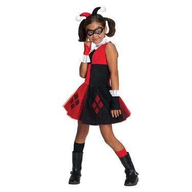 Harley Quinn Child Tutu Dress