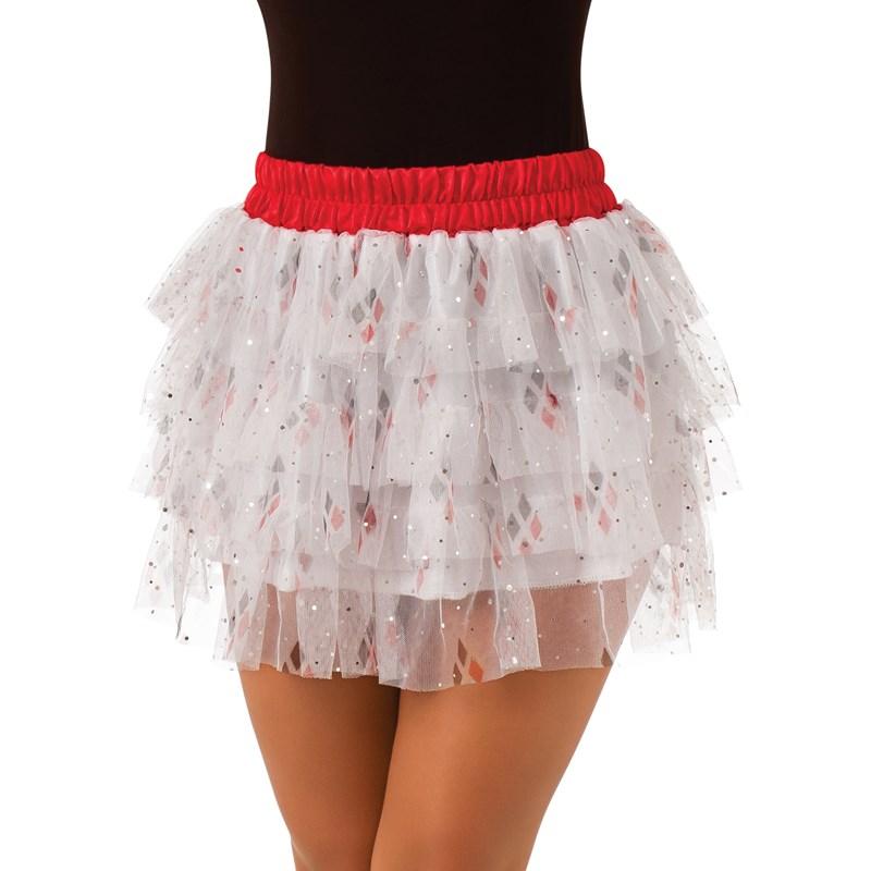 Harley Quinn Tutu Skirt For Women