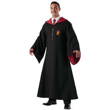 Harry Potter Deluxe Replica Gryffindor Robe For Men