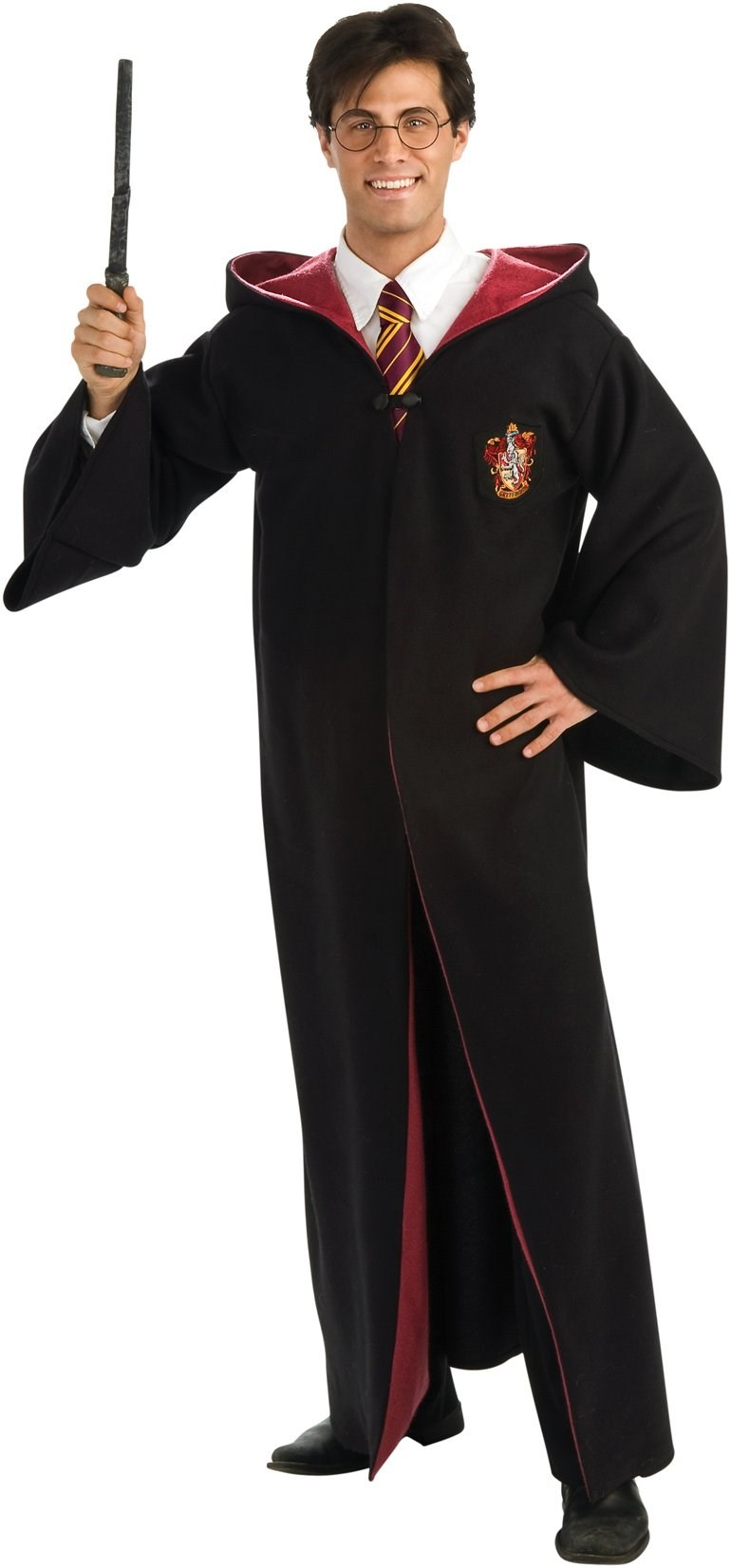 Image of Harry Potter Deluxe Robe Adult Costume