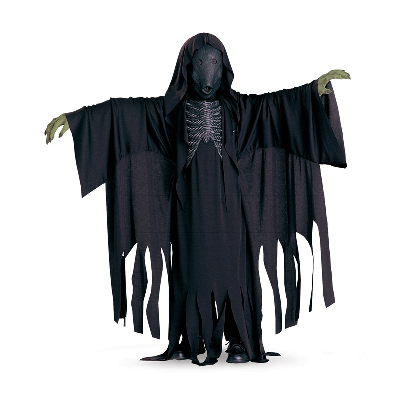Harry potter dementor child costume for Dementor coloring pages