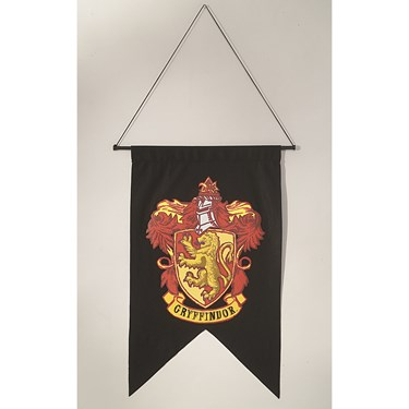 Harry Potter Gryffindor Printed Wall Banner
