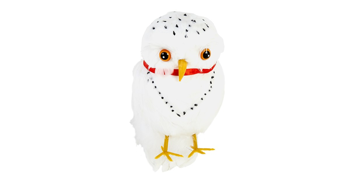 how to make a harry potter owl costume
