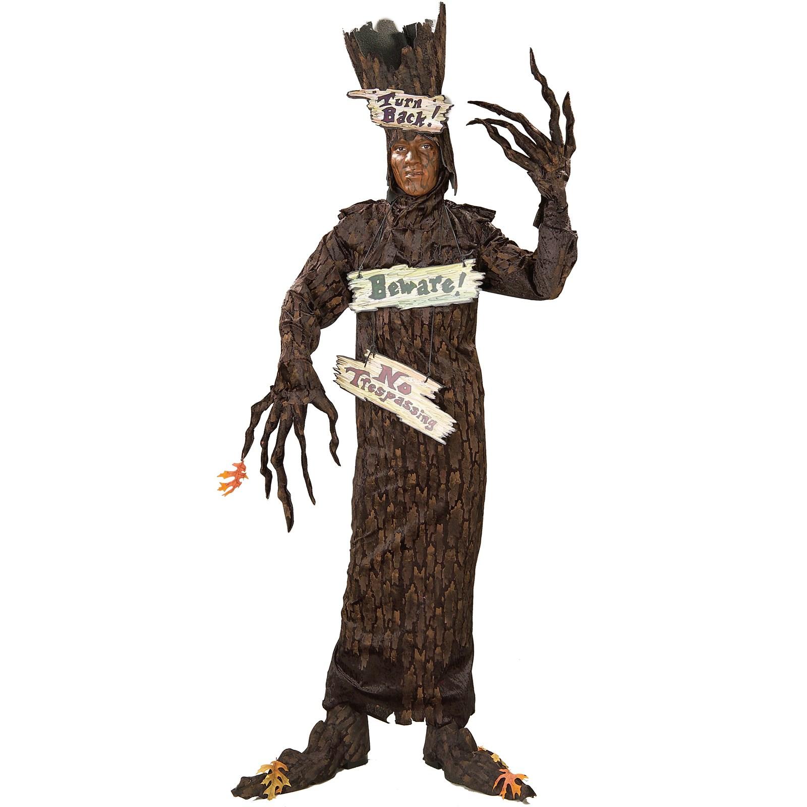 Haunted Tree Adult Costume | BuyCostumes.com