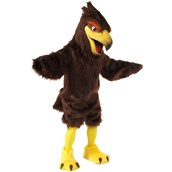 Hawk/Falcon Mascot Adult Costume