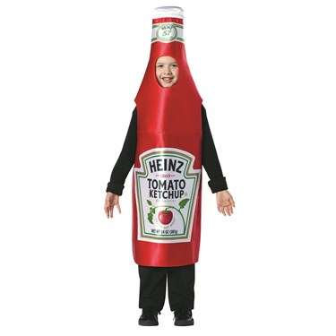Heinz Classic Ketchup Child Costume