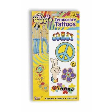 Hippie Tattoos
