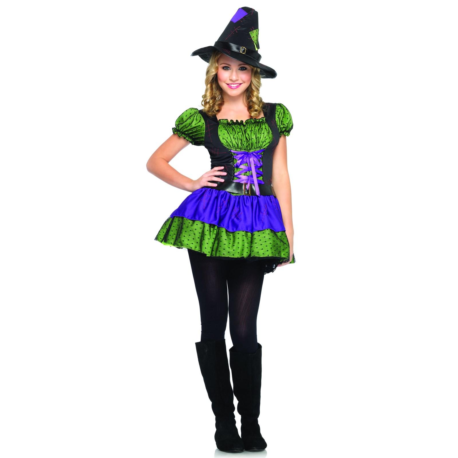 Hocus Pocus Witch Teen Costume | BuyCostumes.com