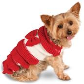 Holiday Dress Pet Costume