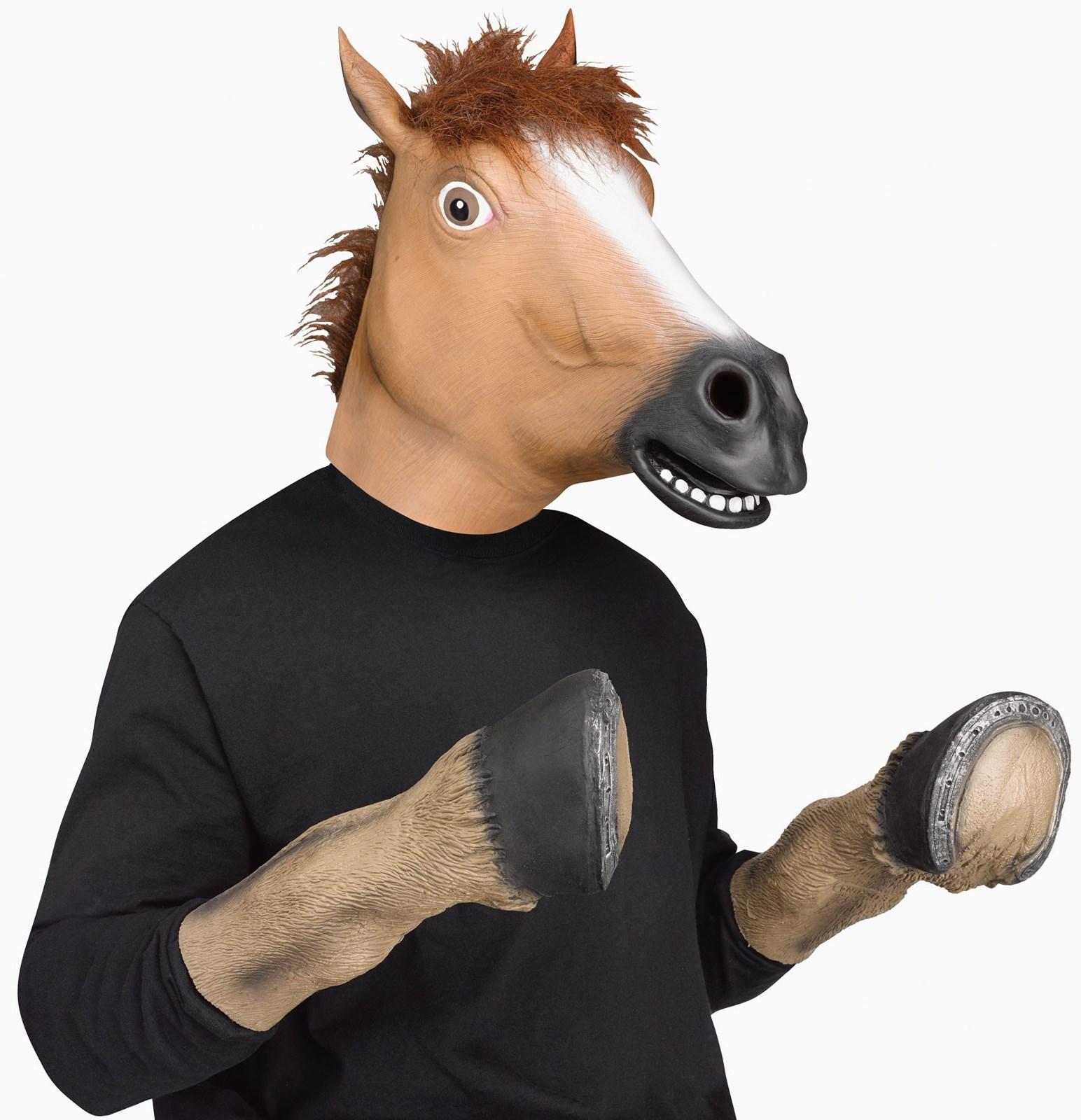 Horse Hoof Gloves