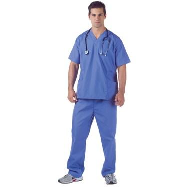 Hospital Scrubs - Adult Costume