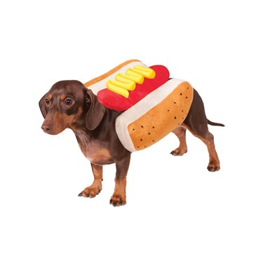 Hot Diggity Dog Pet Costume