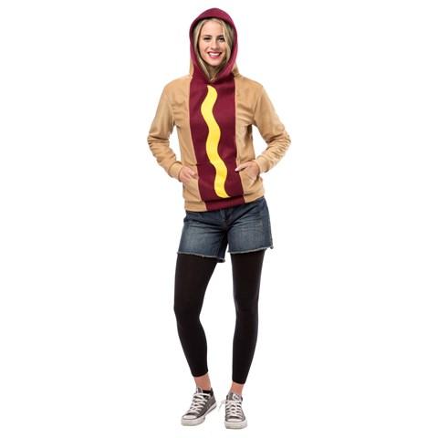 Hot Dog Hoodie