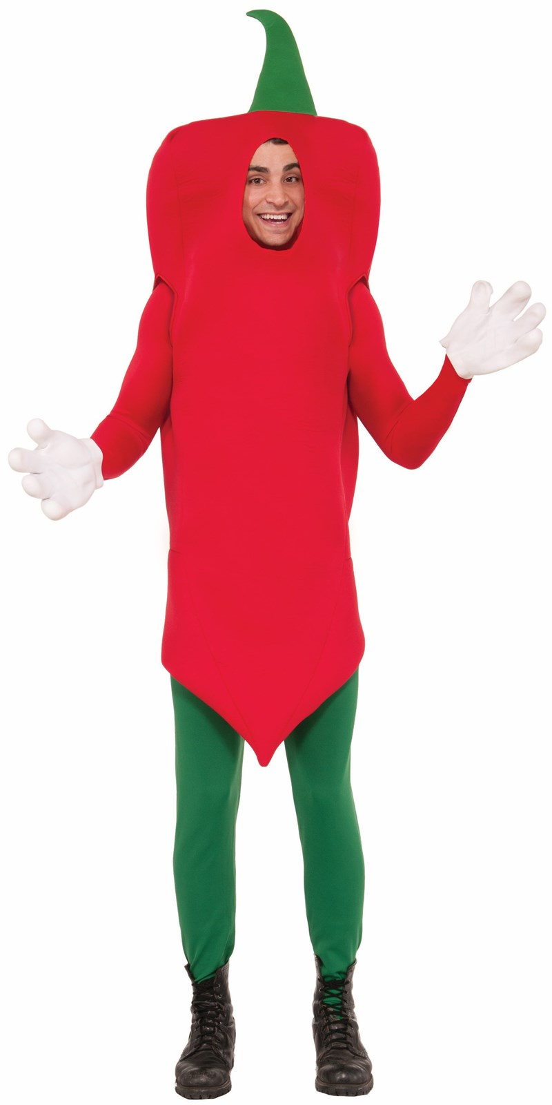 Hot Pepper Costume for Adults | BuyCostumes.com