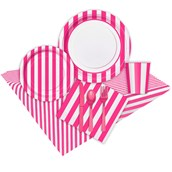 Hot Pink Stripe Event Pack