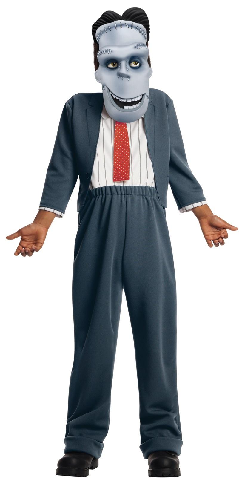 Hotel Transylvania 2: Kids Frankie Costume