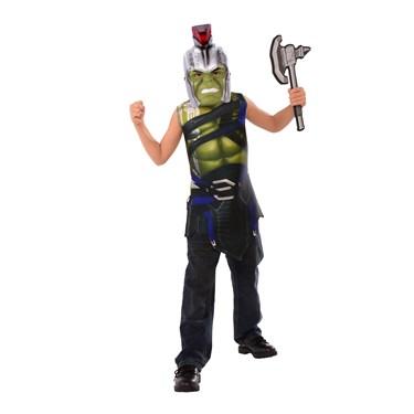 Hulk Gladiator Child Costume