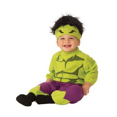 Hulk Infant Romper