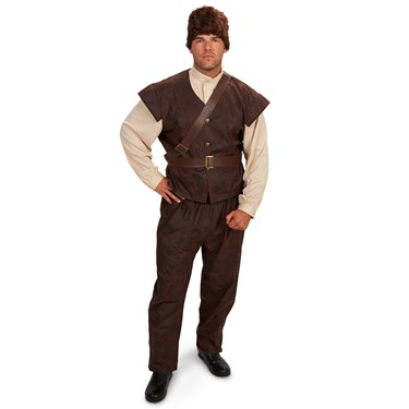 Huntsman Adult Plus Costume