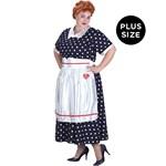 I Love Lucy Classic Adult Plus Costume