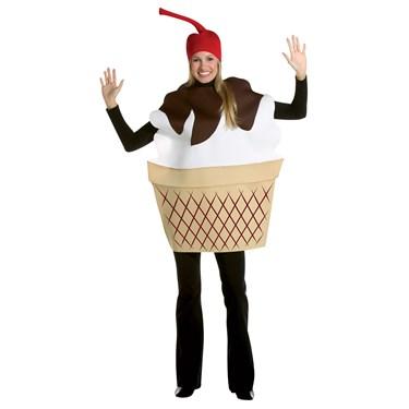 Ice Cream Sundae  Adult
