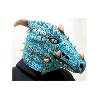 Ice Dragon Adult Mask