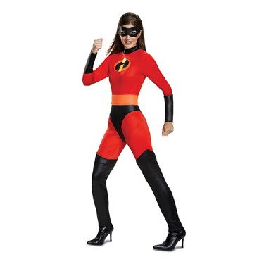 Incredibles 2  Mrs. Incredible Classic Adult Costume