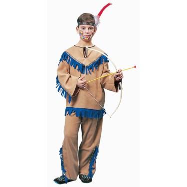 Indian Boy Child Costume