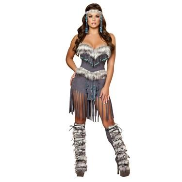 Indian Hottie Deluxe Costume