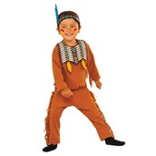 Indian Scout Toddler Costume