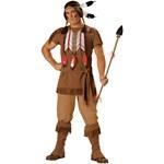 Indian Warrior Adult Costume