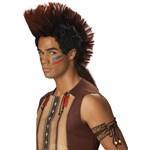 Indian Warrior Adult Wig