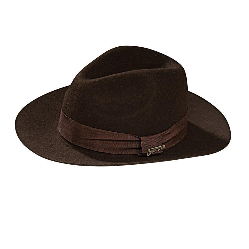 Rubies Costumes Kids Indiana Jones - Deluxe Indiana Jones Hat Child- Brown: One-Size