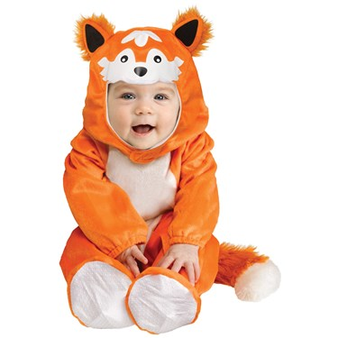 Infant Baby Fox Costume
