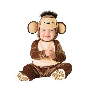 Infant Toddler Mischievous Monkey Costume