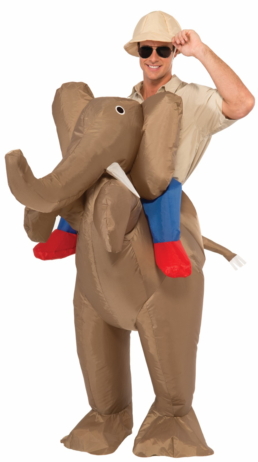 Inflatable Elephant Costume for Adults