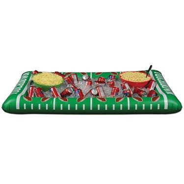 Inflatable Football Buffet Cooler