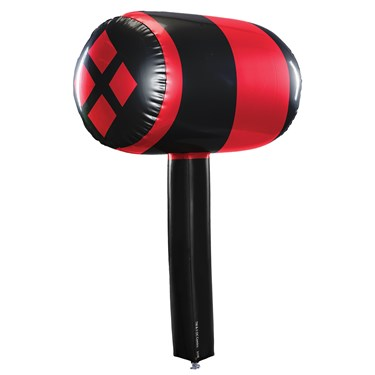 Inflatable Harley Quinn Mallet