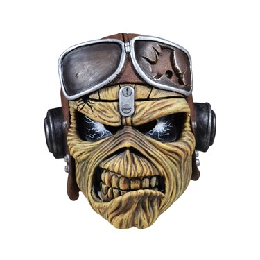 Iron Maiden Adult Aces High Eddie Mask