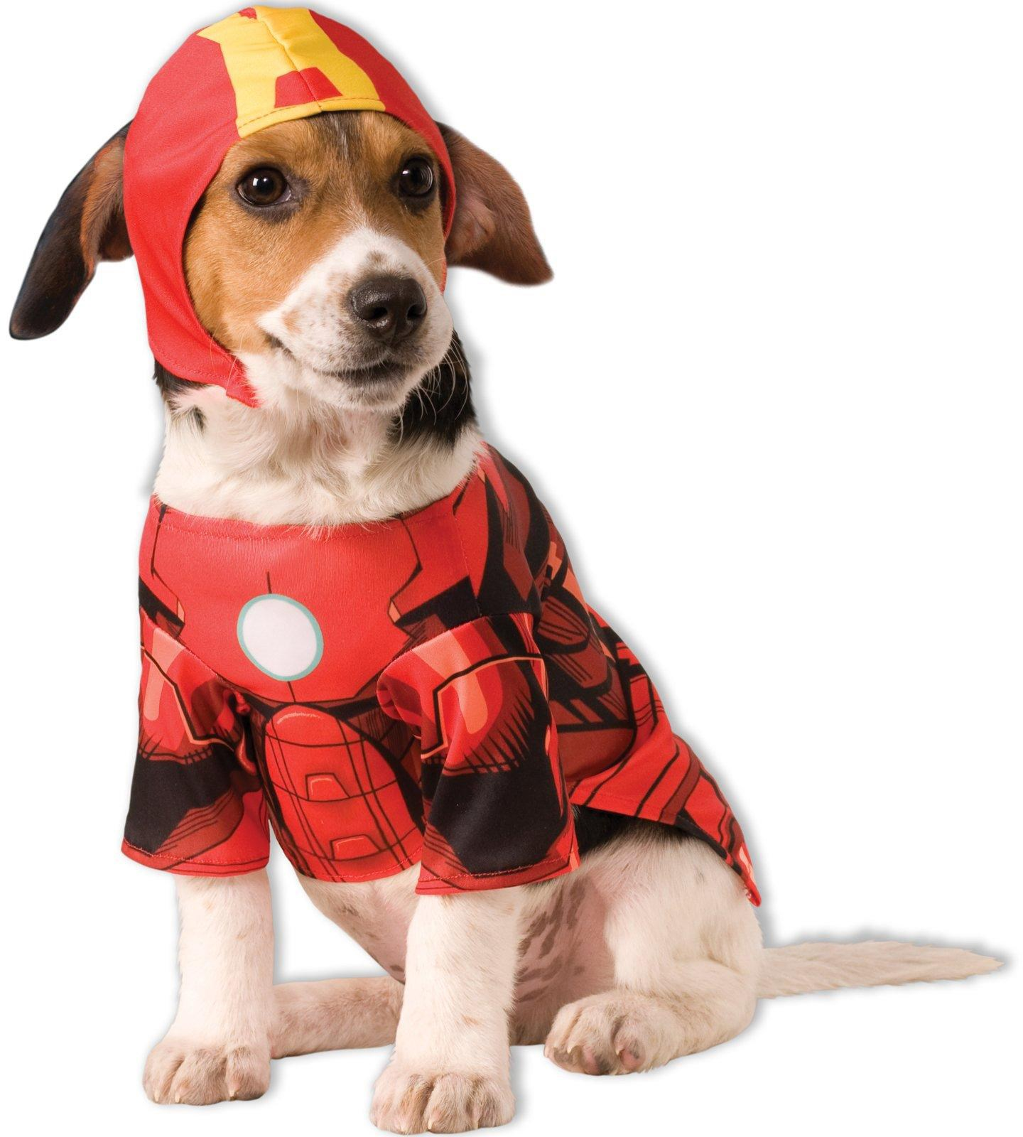 Iron Man Costume For Pets