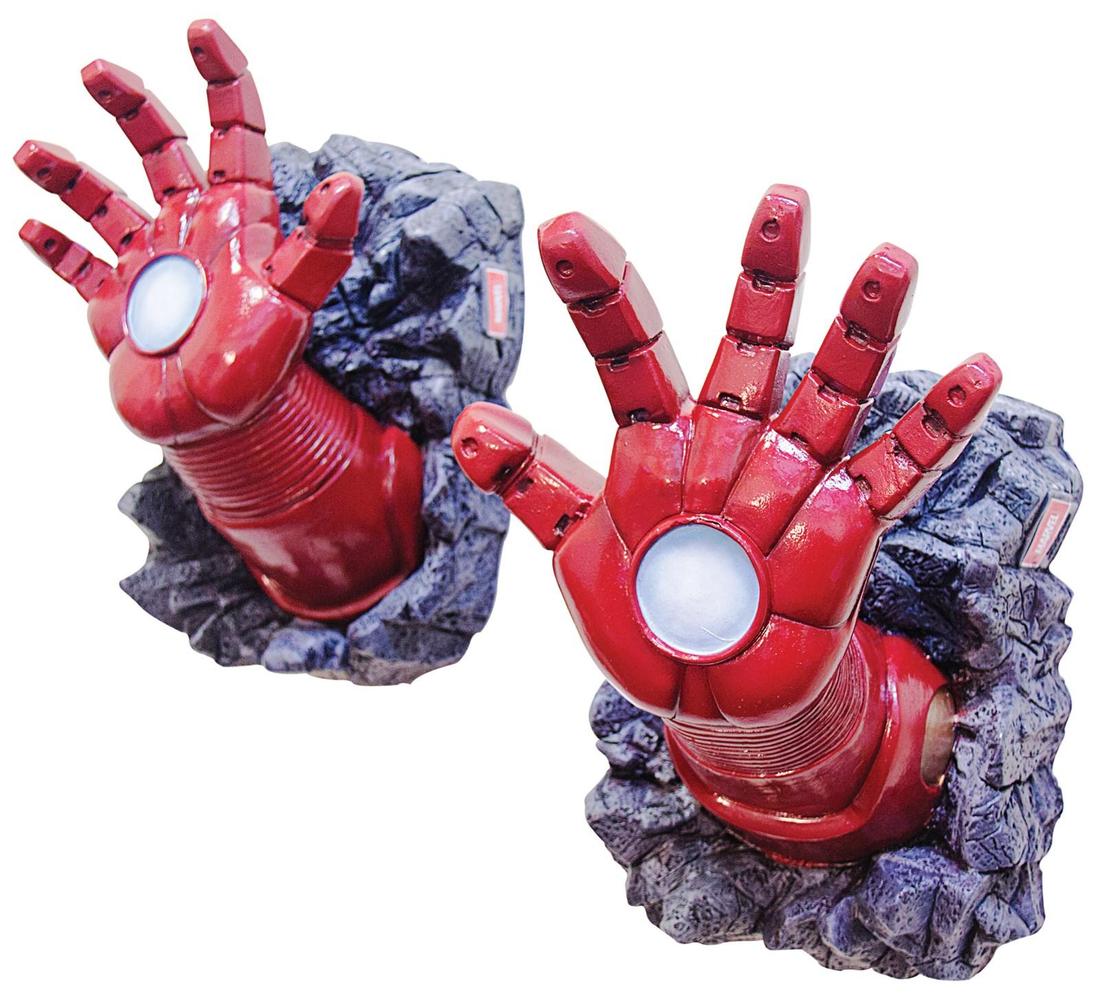 Iron Man Wall Breaker Hands