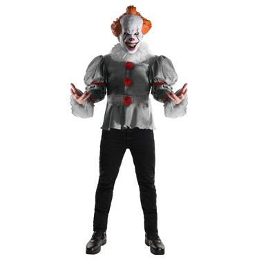 IT Pennywise Deluxe Adult Costume