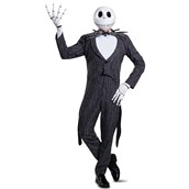 Jack Skellington Prestige Adult Plus Costume