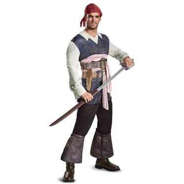 Jack Sparrow Classic Adult Costume