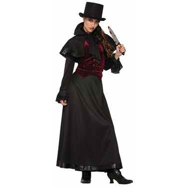 Jackie the Ripper Adult Costume