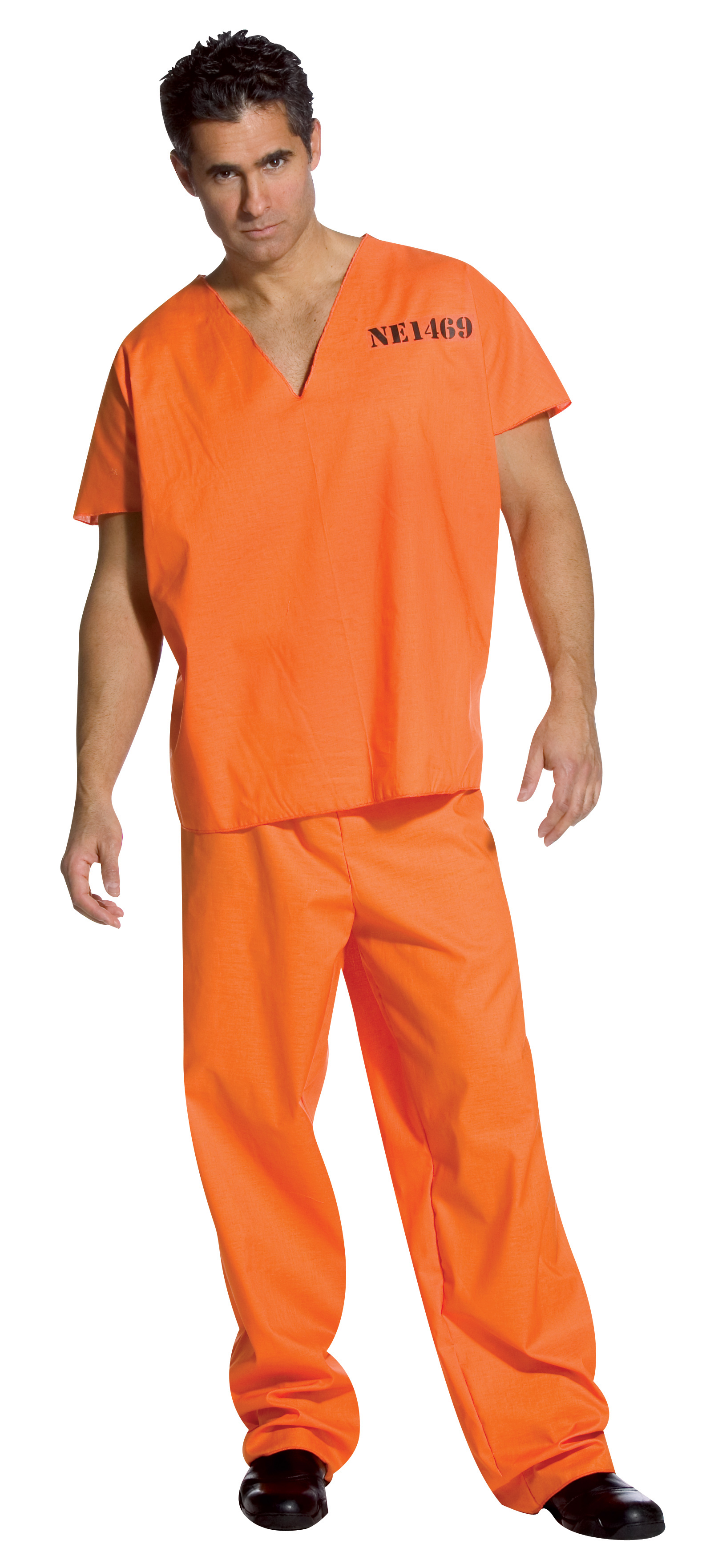 Orange Jail Jumpsuit Meaning