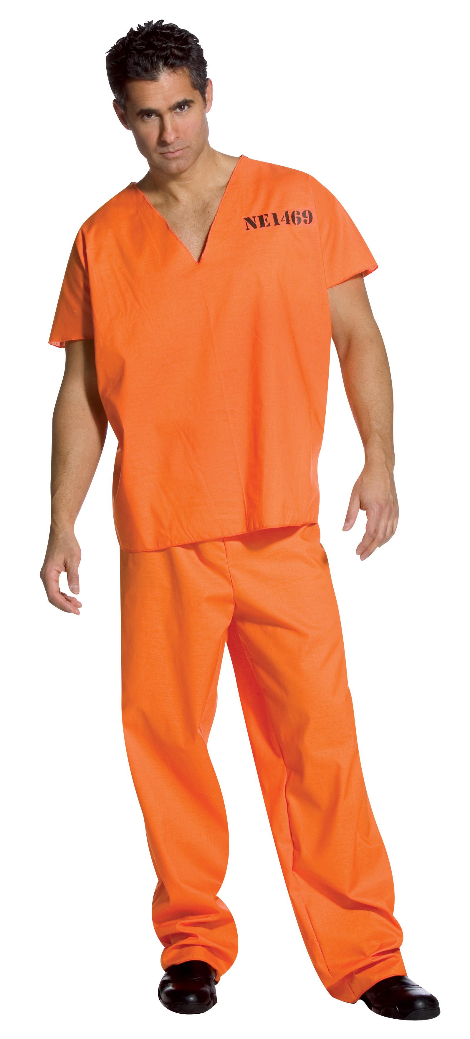 Orange Jail Jumpsuit Meaning