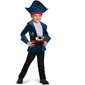 Jake And The Neverland Pirates Child Costume