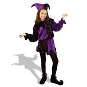 Jester Pre-Teen Costume