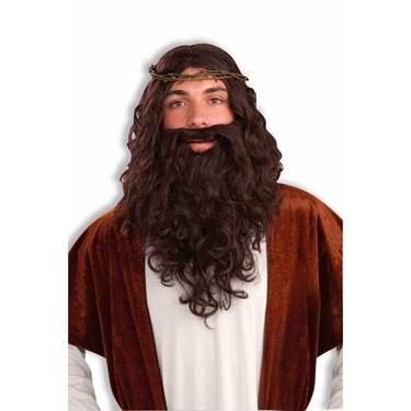 Jesus Adult Wig